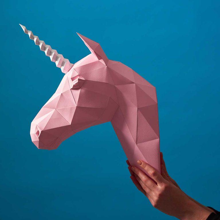 unicorn-head